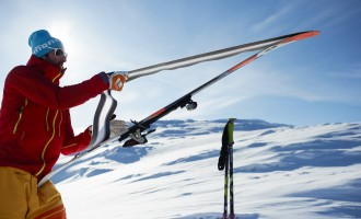 Heli assisted ski touring, 4 dagar